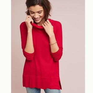 Cowl Neck Tunic from Anthropologie
